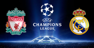 Liverpool Real Madrid